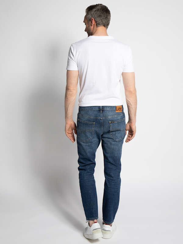 Rider Cropped Jeans