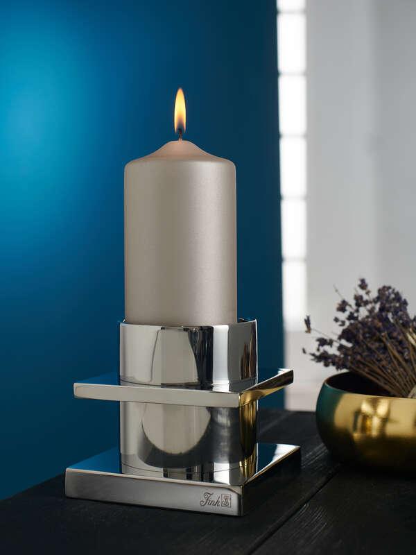 Pillar Candle Holder 12 x 13 cm