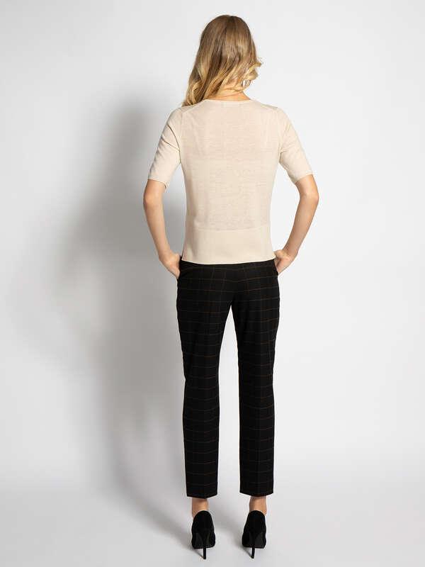Short Sleeve Jumper