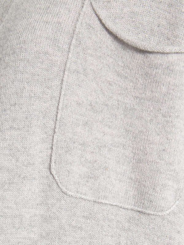 Cardigan with a Percentage of Cashmere