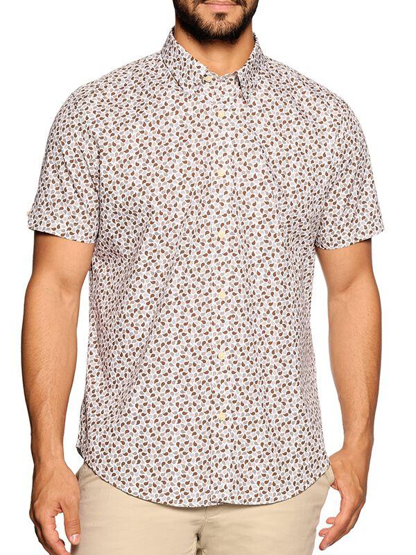 Regular-Fit Short Sleeve Shirt